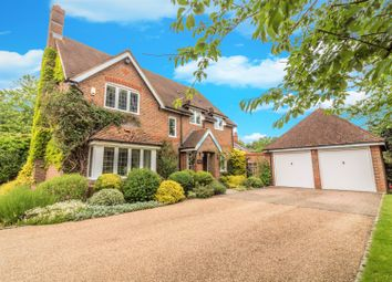 Thumbnail 4 bed detached house for sale in Manns Hill, Burghfield Common, Reading