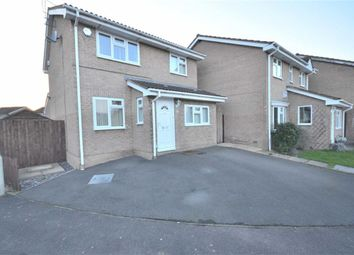 Thumbnail 3 bed detached house to rent in Roman Road, Abbeymead, Gloucester