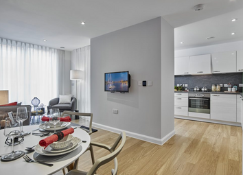 Thumbnail 2 bed flat for sale in Graham Park Way, Collindale