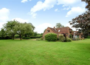 Thumbnail 4 bed detached house for sale in Upper Bolney Road, Harpsden, Henley-On-Thames, Oxfordshire