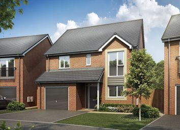 Thumbnail 4 bedroom detached house for sale in Plot 104. The Hannington, Egstow Park, Off Derby Road, Clay Cross, Chesterfield