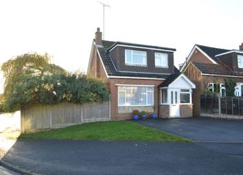 Thumbnail 3 bed detached house for sale in Inkerman Drive, Hazlemere, High Wycombe
