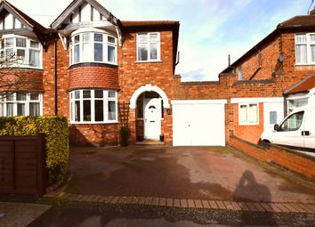 Thumbnail 3 bed semi-detached house for sale in Walker Road, Birstall, Leicester