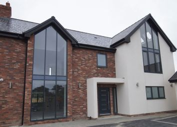 Thumbnail 5 bed detached house for sale in Mulberry House, Llyndir Lane, Rossett