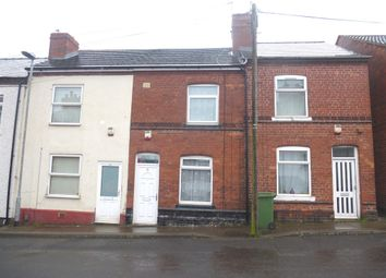 Thumbnail 2 bedroom terraced house for sale in Moor Street, Mansfield