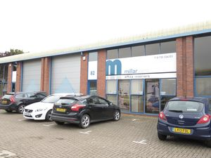 Thumbnail Industrial to let in 82 Papyrus Road, Peterborough