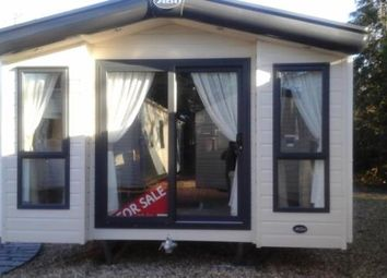 Thumbnail Mobile/park home for sale in Eryl Hall, Lower Denbigh Road, St. Asaph