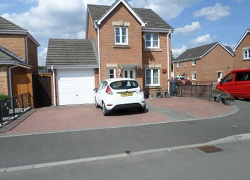 Thumbnail 3 bed detached house for sale in Cwrt Yr Hen Ysgol, Tondu, Bridgend, Bridgend.