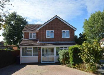 Thumbnail 5 bed detached house for sale in Grasmere Close, Eastbourne