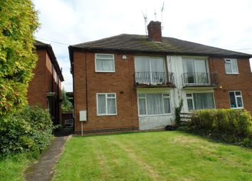Thumbnail 1 bed flat for sale in Sunnybank Avenue, Coventry