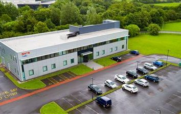 Thumbnail Office for sale in Self-Contained Office/Headquarters, Former Sanken Power Systems, Pencoed Technology Park, Pencoed, Bridgend