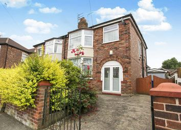 Thumbnail 3 bed semi-detached house for sale in Matlock Road, Stockport