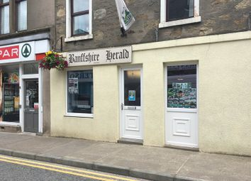 Thumbnail Retail premises for sale in Mid Street, Keith