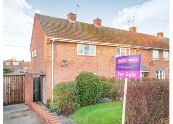 Thumbnail 2 bed end terrace house for sale in Greenlands Avenue, Redditch