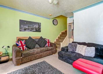 Thumbnail 1 bed terraced house for sale in High School Close, March