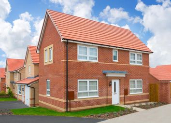 "Thumbnail 3 bed detached house for sale in ""Ennerdale"" at Bedewell Industrial Park, Hebburn"