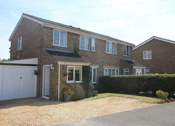 Thumbnail 3 bed semi-detached house for sale in Branston Road, Uppingham, Oakham