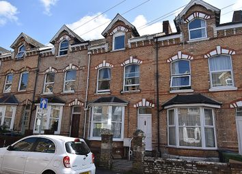 Thumbnail 1 bedroom flat for sale in Raleigh Road, St Leonards, Exeter