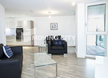 Thumbnail 1 bed flat to rent in Poldo House, 24 Cable Walk, Greenwich