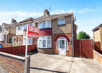 Thumbnail 3 bed semi-detached house for sale in Windermere Crescent, Luton, Bedfordshire, Leagrave