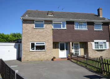 Thumbnail 5 bed semi-detached house for sale in Marriotts Way, Haddenham, Aylesbury