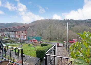 3 bed terraced house for sale in Glenview Terrace, Ynysddu, Newport NP11