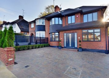 Thumbnail 4 bedroom semi-detached house for sale in Worcester Crescent, Mill Hill