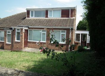 Thumbnail 3 bed property to rent in Montfort Close, Northampton