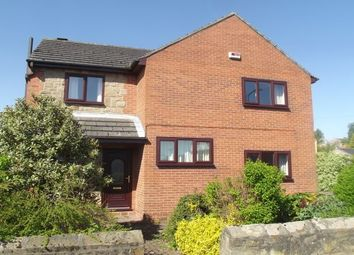 Thumbnail 4 bed detached house to rent in Wickersley, Rotherham