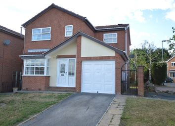 Thumbnail 4 bed detached house for sale in Landseer Avenue, Tingley, Wakefield