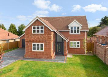 Thumbnail 4 bedroom detached house for sale in Mill Lane, Shepherdswell, Dover