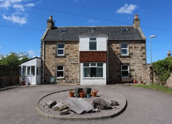 Thumbnail 4 bed detached house for sale in High Street, Forres