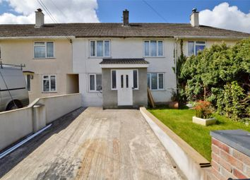 Thumbnail 3 bed terraced house for sale in Yealm Park, Yealmpton, Plymouth