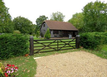 Thumbnail 2 bed barn conversion for sale in Oak Road, Crays Hill, Billericay
