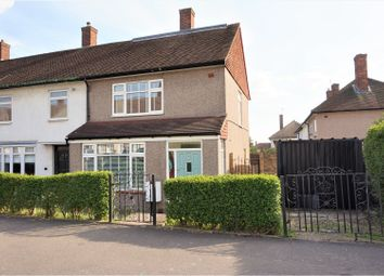 Thumbnail 3 bed end terrace house for sale in Arrowsmith Road, Chigwell