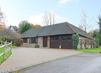 Thumbnail 3 bed barn conversion for sale in Farm Close, Chipstead, Coulsdon