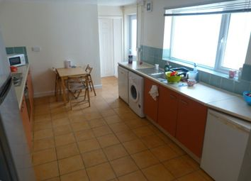 Thumbnail 5 bed property to rent in Harriet Street, Cathays, Cardiff