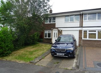 Thumbnail 3 bed semi-detached house to rent in Pennyfields, Brentwood