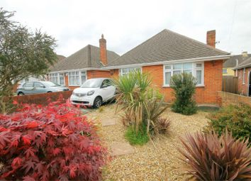 Thumbnail 2 bed detached bungalow for sale in Brampton Road, Oakdale, Poole