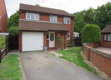 Thumbnail 4 bed detached house for sale in Redwood Gardens, Totton, Southampton