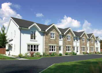 "Thumbnail 3 bedroom semi-detached house for sale in ""Belvoir"" at Earl Matthew Avenue, Arbroath"