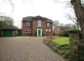 Thumbnail 5 bed detached house for sale in Church Street, Ainsworth, Bolton