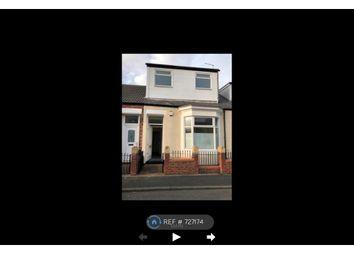 3 bed terraced house to rent in Hendon Burn Avenue, Sunderland SR2