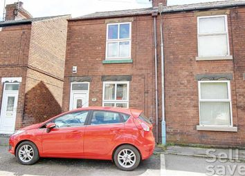 Thumbnail 2 bed semi-detached house for sale in Hipper Street West, Chesterfield, Derbyshire