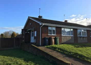 Thumbnail 2 bed bungalow to rent in Stroud Avenue, Willenhall