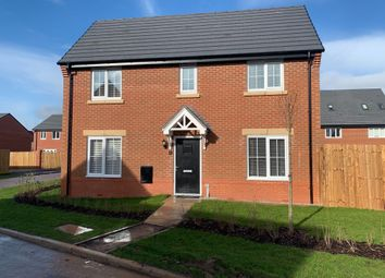 Thumbnail 3 bed semi-detached house to rent in Samuel Armstrong Way, Crewe