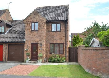 Thumbnail 3 bed semi-detached house for sale in Angora Way, Fleet