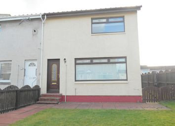 Thumbnail 2 bed end terrace house for sale in Tarbolton Path, Larkhall