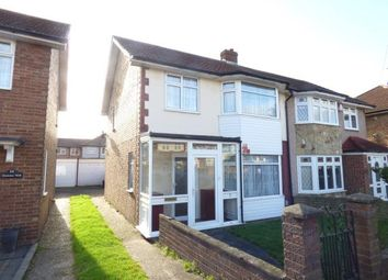 Thumbnail 3 bedroom semi-detached house for sale in Denholme Walk, Rainham