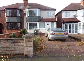 Thumbnail 3 bedroom property to rent in Partridge Road, Kitts Green, Birmingham
